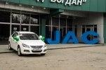 В Украине стартовало производство JAC J5 - фото 1