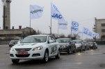 В Украине стартовало производство JAC J5 - фото 7