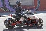 Шпионские фото трицикла Can-Am Spyder F3 EFI 2015 - фото 11