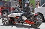 Шпионские фото трицикла Can-Am Spyder F3 EFI 2015 - фото 13
