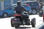 Шпионские фото трицикла Can-Am Spyder F3 EFI 2015 - фото 17