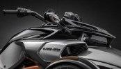 Новый трицикл Can-Am Spyder F3 - фото 21
