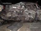 Ужасное ДТП в Киеве: в Протасовом яру столкнулись Hyundai Sonata и Subaru Legacy - фото 11