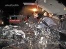 Ужасное ДТП в Киеве: в Протасовом яру столкнулись Hyundai Sonata и Subaru Legacy - фото 12