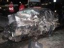 Ужасное ДТП в Киеве: в Протасовом яру столкнулись Hyundai Sonata и Subaru Legacy - фото 2