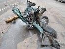 ДТП в Кривом Роге: Mercedes Sprinter разорвал на части ВАЗ - погибла женщина - фото 10