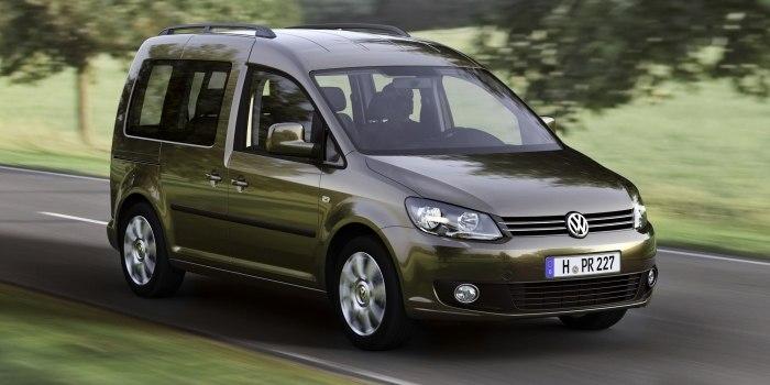 Volkswagen Caddy Kombi 2010
