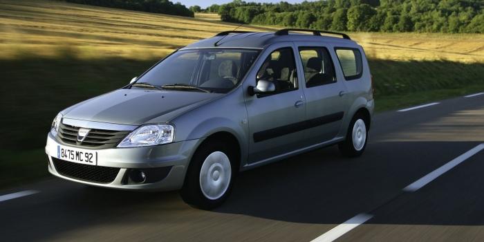 Dacia Logan MCV 2006