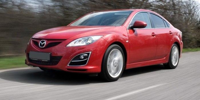 Mazda 6 Sedan 2010
