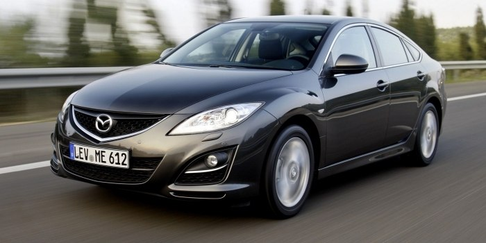 Mazda 6 Hatchback 2010