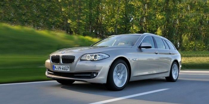 BMW 5 Series Touring (F11) 2010