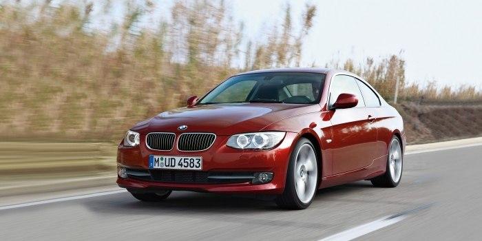 BMW 3 Series Coupe (E92) 2010