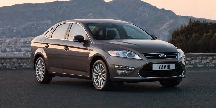 Ford Mondeo Sedan 2010