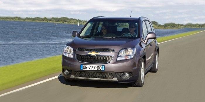 Chevrolet Orlando 2010