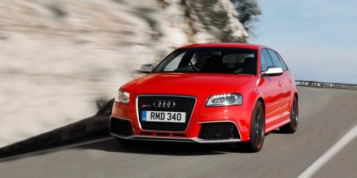 Audi RS3 Sportback 2011