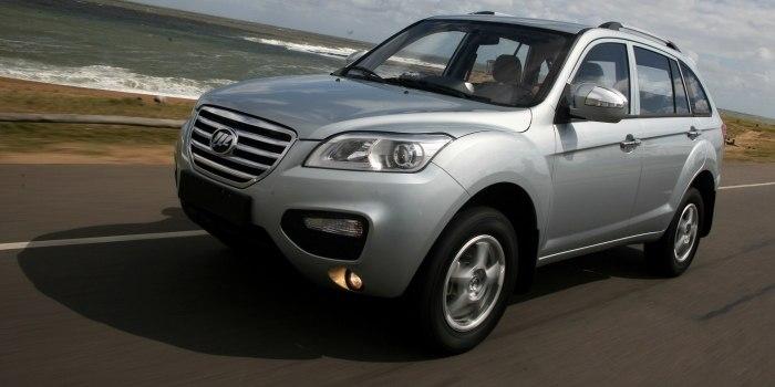 Lifan X60 2011