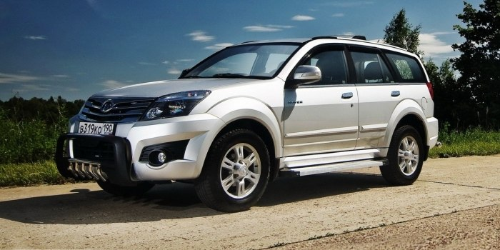 Great Wall Haval H3 2010
