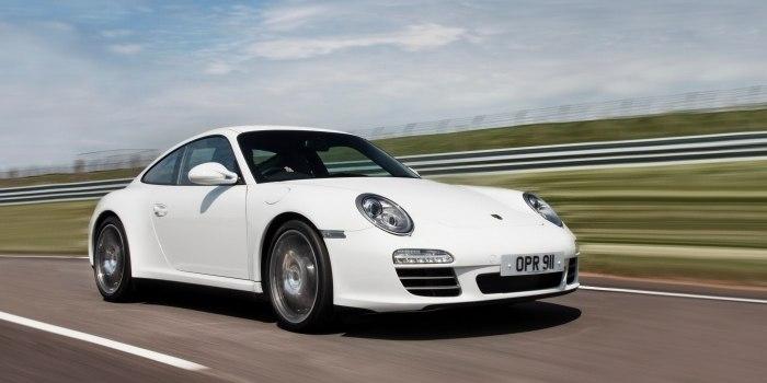 Porsche 911 Carrera 2008