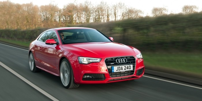Audi A5 Coupe 2011