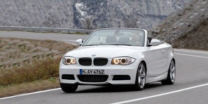 BMW 1 Series Cabrio (E88) 2011
