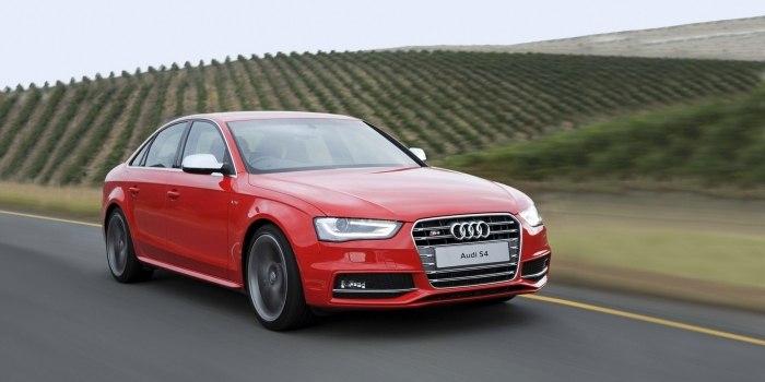 Audi S4 2012