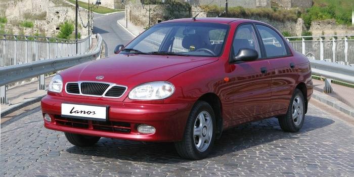 ЗАЗ Lanos T150 2004