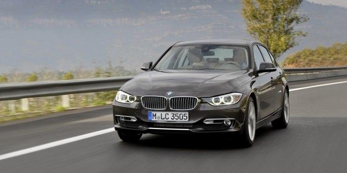 BMW 3 Series Sedan (F30) 2012