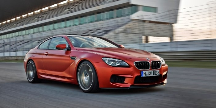 BMW M6 Coupe (F13) 2012
