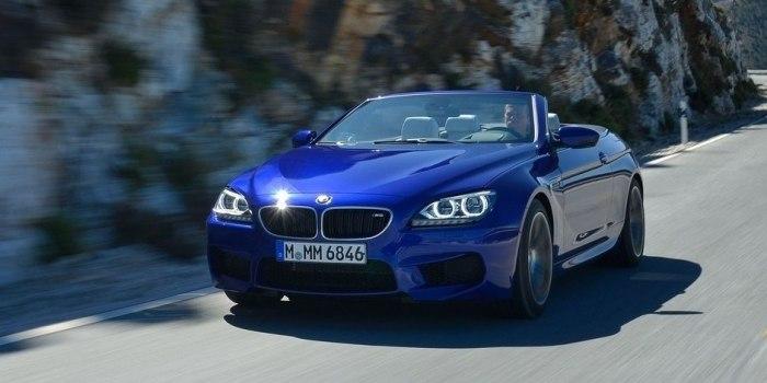 BMW M6 Cabrio (F12) 2012