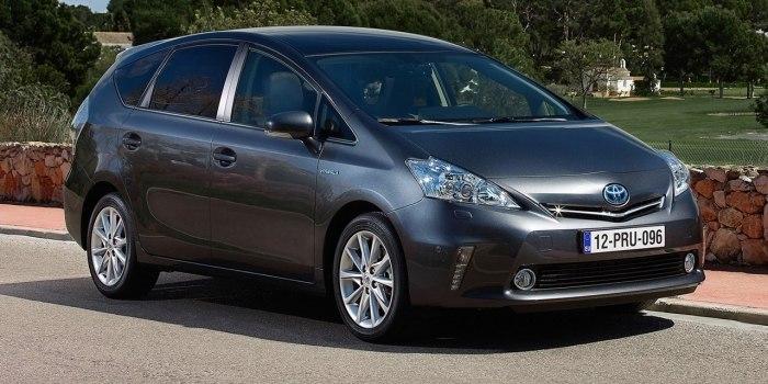 Toyota Prius+ 2012