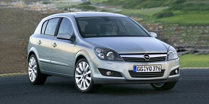 Opel Astra H Hatchback 2003