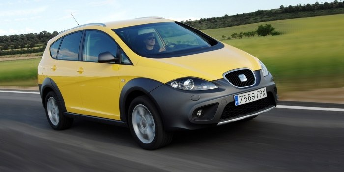 SEAT Altea Freetrack 2007