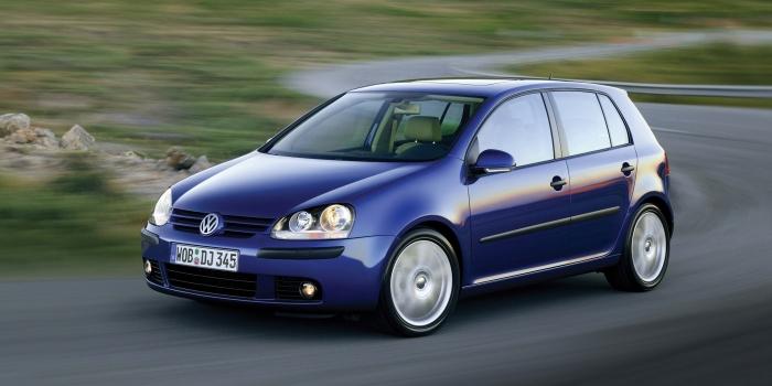 Volkswagen Golf 5-ти дверный 2003