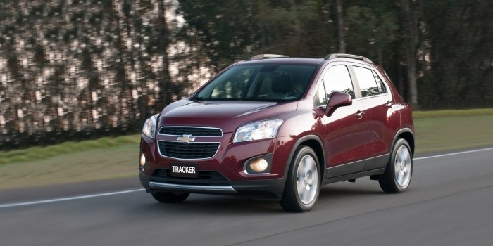 Chevrolet Tracker 2012