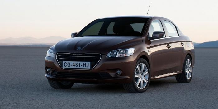 Peugeot 301 2012