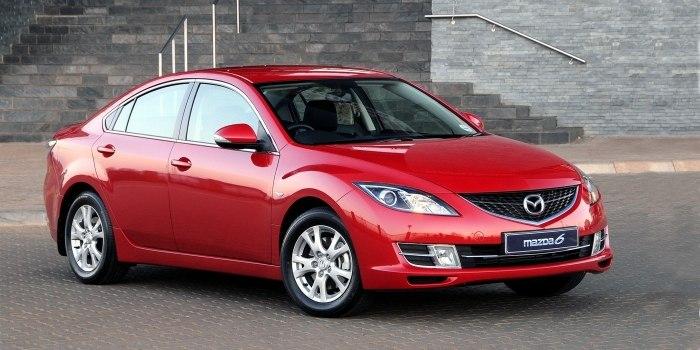 Mazda 6 Sedan 2007