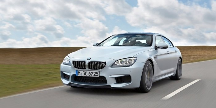 BMW M6 Gran Coupe (F06) 2013