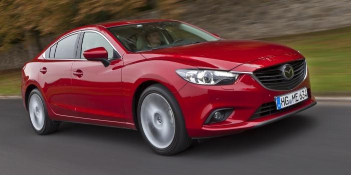 Mazda 6 Sedan 2012