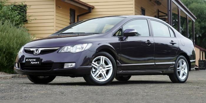 Honda Civic 4D 2005