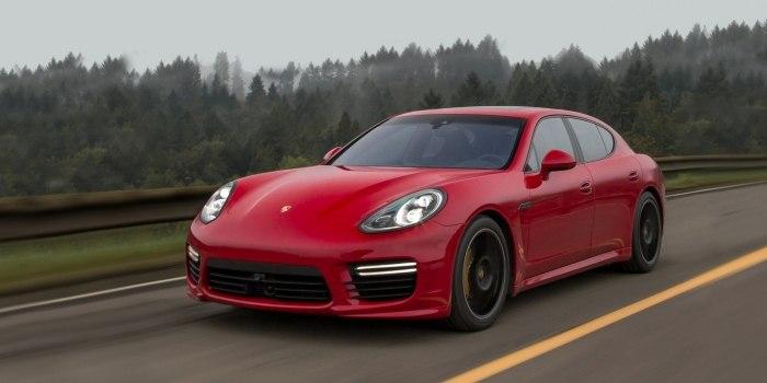 Porsche Panamera Turbo 2013