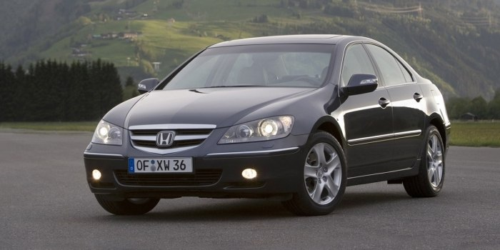 Honda Legend 2005
