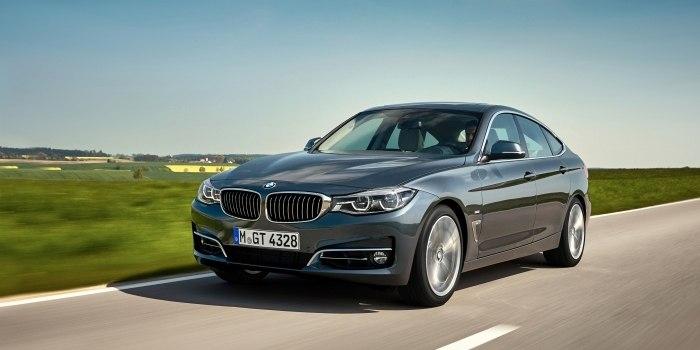 BMW 3 Series Gran Turismo (F34) 2013