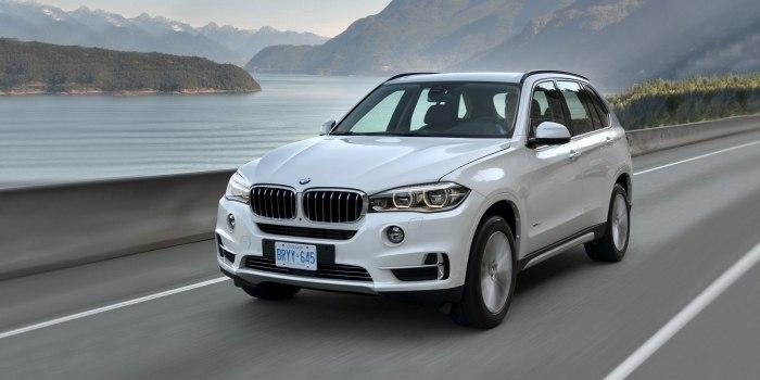 BMW X5 (F15) 2013