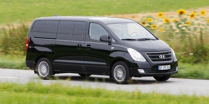 Hyundai H-1 Wagon 2007