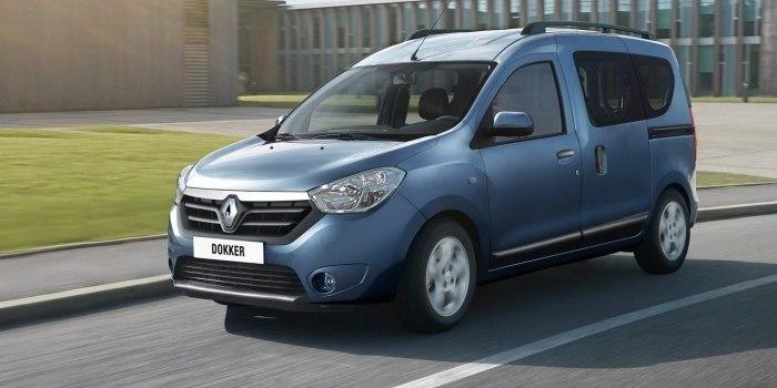 Renault Dokker 2012