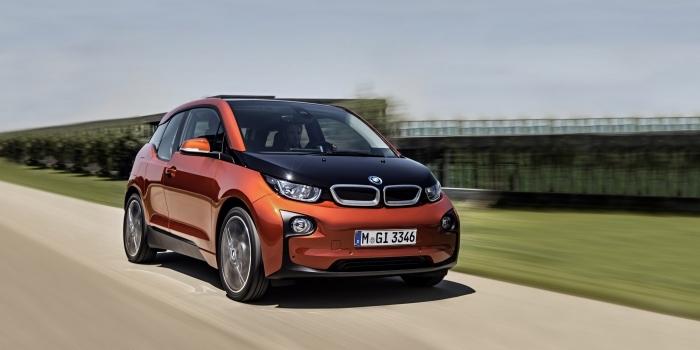 BMW i3 (I01) 2013