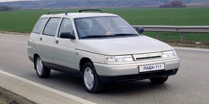 ВАЗ 2111 1998