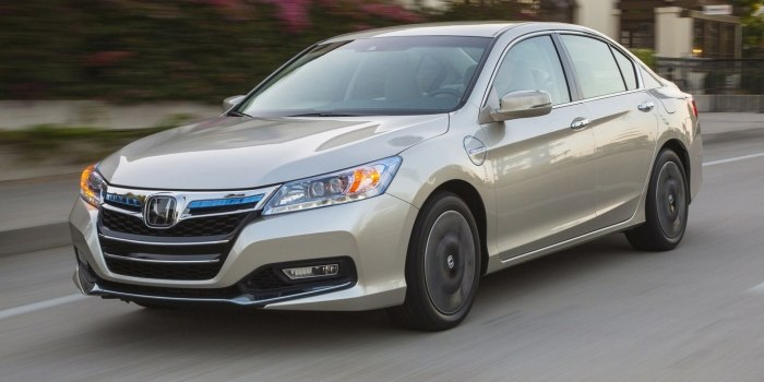 Honda Accord Plug-In Hybrid 2013