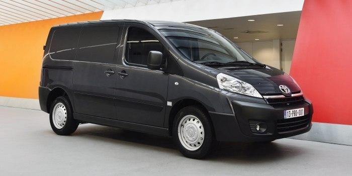 Toyota Proace Panel Van 2013