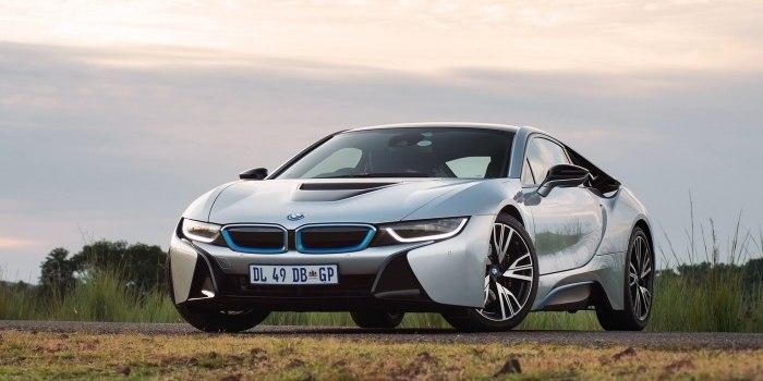 BMW i8 (I12) 2013